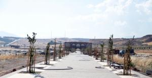 KAHRAMANMARAŞ'TA EXPO 2023 HAZIRLIKLARI