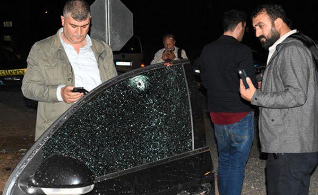 Belediye başkanının oğlu başından vuruldu
