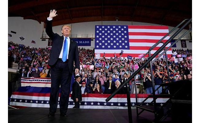 Trump, Teşekküre Doymadı!