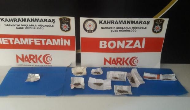 Kahramanmaraş'ta Uyuşturucu Operasyonu, Satıcılar Yakalandı!