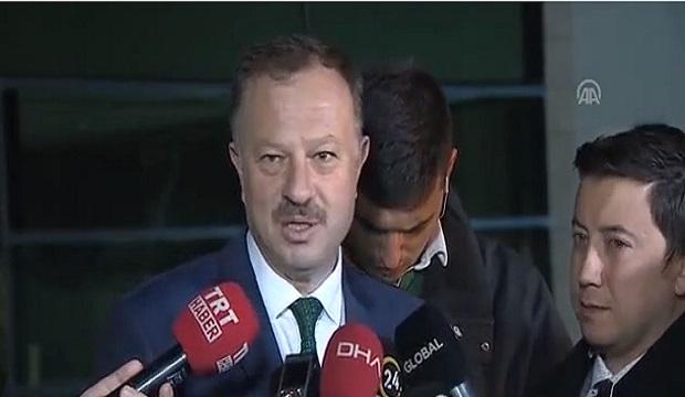 YSK'nın İstanbul Toplantısı Sonrası AK Parti'den Açıklama