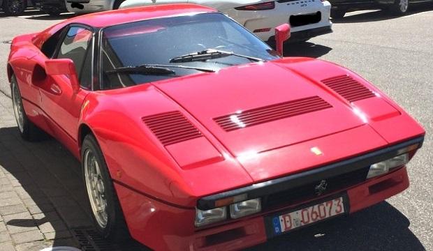 14 Milyon Liralık Ferrari, Test Sürüşü Sırasında Çalındı