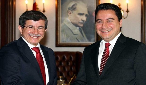 Davutoğlu ve Babacan'dan İstanbul Seçimi Kararı