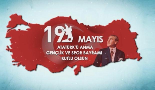 Kahramanmaraş'ta 19 Mayıs Etkinlikleri