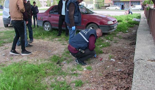 Kahramanmaraş'ta arsada cenin bulundu
