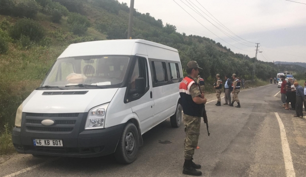 Kahramanmaraş'ta Kaza: 1 Ölü,1 Yaralı