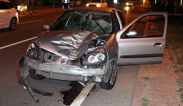 Kahramanmaraş'ta Otomobilin Çarptığı Yaya Öldü!
