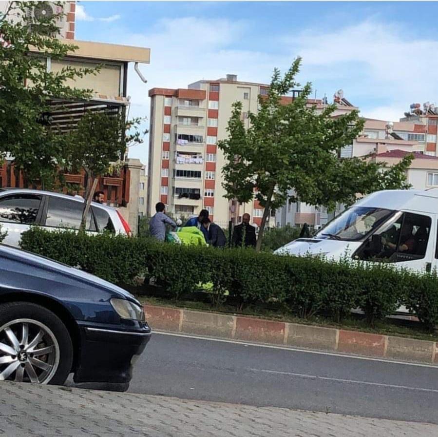 Kahramanmaraş'ta Paraşüt Yere Çakıldı