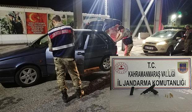 K.Maraş'ta 6 Bin 308 Kişi Sorgulandı; 11 Kişi Yakalandı!