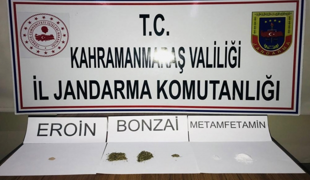 K.Maraş'ta Uyuşturucu Operasyonu: 15 Gözaltı!