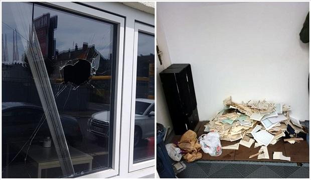 Almanya'da iki farklı camiye saldırı! Kur'an-ı Kerimler yırtıldı