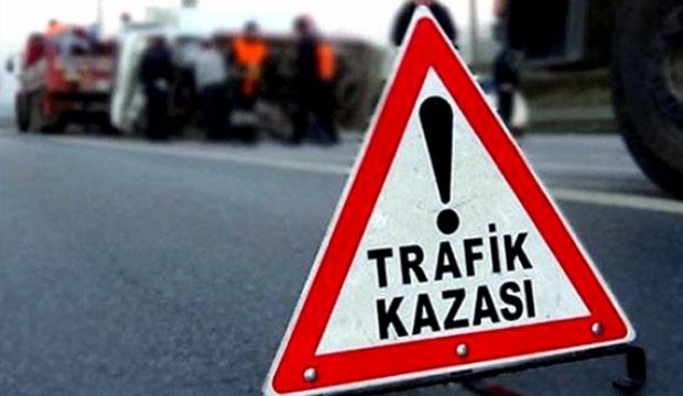Antalya'da trafik kazası: 5 yaralı