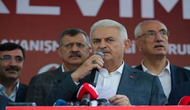 Binali Yıldırım'dan 'Kürdistan' açıklaması!