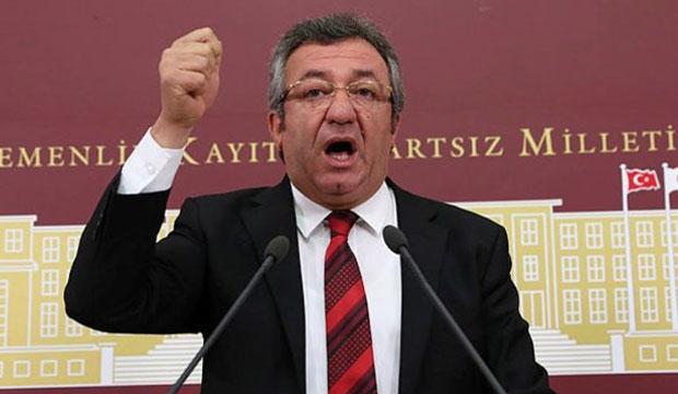 CHP'den Mahir Ünal'a, Sert Tepki