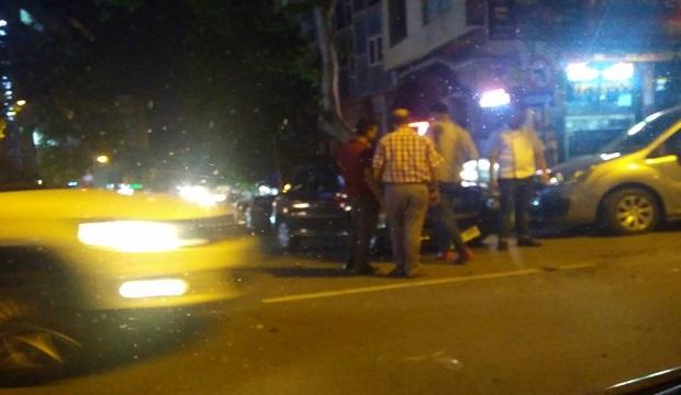 Kahramanmaraş'ta kaza: 3 araç çarpıştı