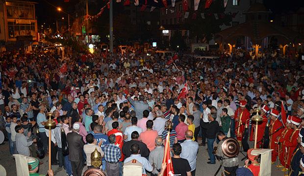 Başkan Aydın'dan Vatandaşlara 15 Temmuz Daveti