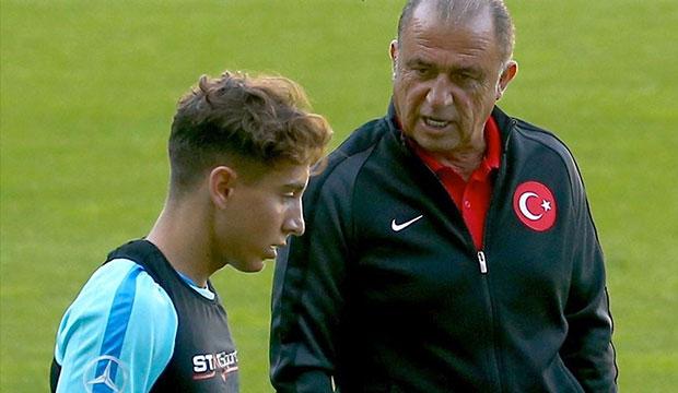 Emre Mor Galatasaray'da!