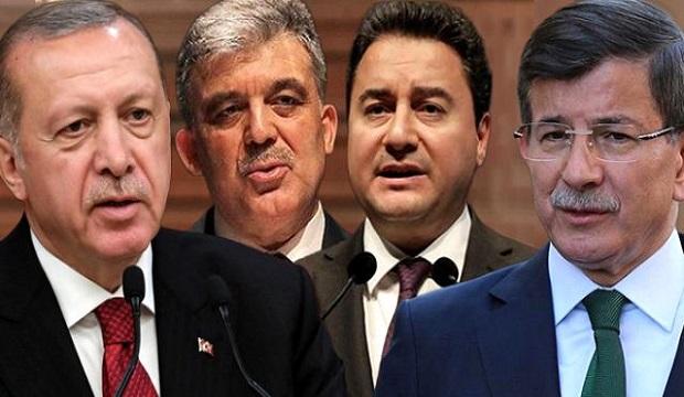 """Erdoğan'dan Milletvekillerine """"Yeni Parti"""" Talimatı"""