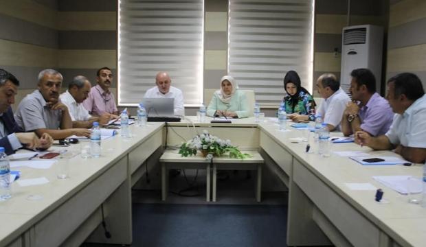 Habibe Öçal Kahramanmaraş'ın Eğitim Sorununu Masaya Yatırdı