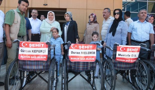 Kahramanmaraş'ın Gençleri Engelli Vatandaşları Tekerlekli Sandalye Sahibi Yaptı