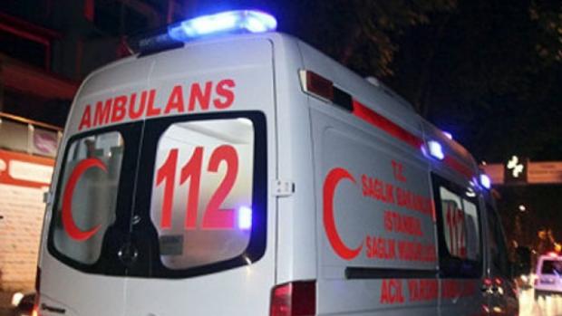 Kahramanmaraş'ta Otomobil Elektrikli Motosiklete Çarptı!