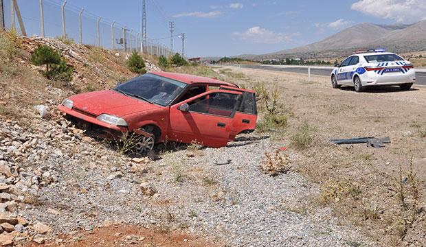 Kahramanmaraş'ta Trafik Kazası: 2'si Çocuk 4 Kişi Yaralandı!