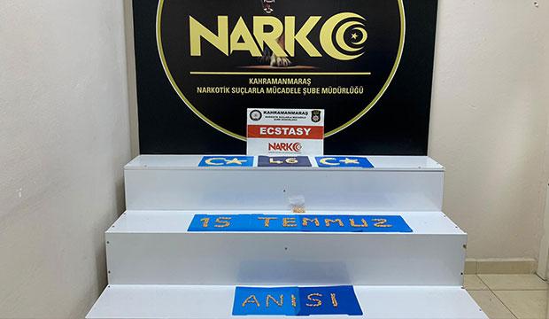 Kahramanmaraş'ta Uyuşturucu Ticareti Yapan 2 Kişi Yakalandı!