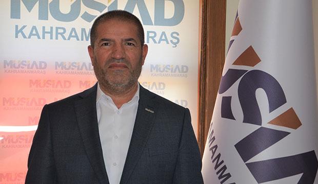 """Kervancıoğlu, """"MÜSİAD'ın Yeri Her Zaman Devletinin ve Milletinin Yanıdır"""""""