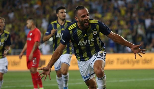 Fenerbahçe Gol Oldu Yağdı