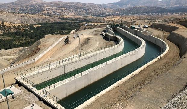 Hayırlı Olsun, Maraş'ın Suyu Gaziantep'e Ulaştı