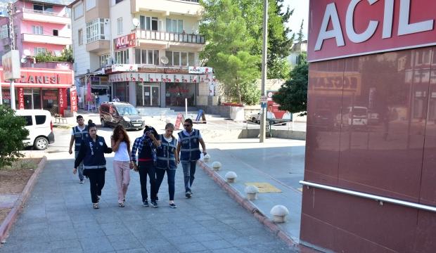 Kahramanmaraş'ta Bu Kadınlara Dikkat:Gözaltına Alındılar
