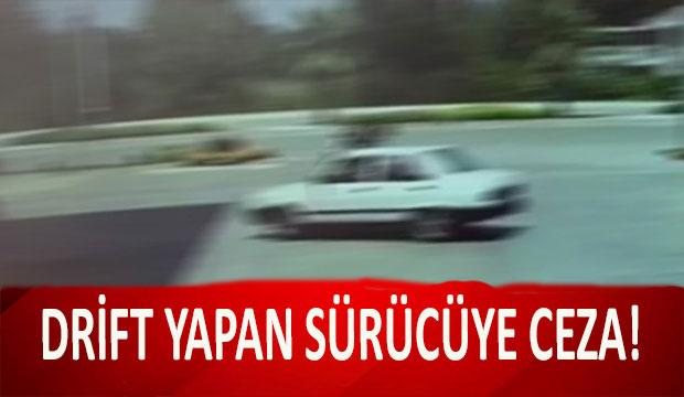 Kahramanmaraş'ta Drift Yapana Af Yok!