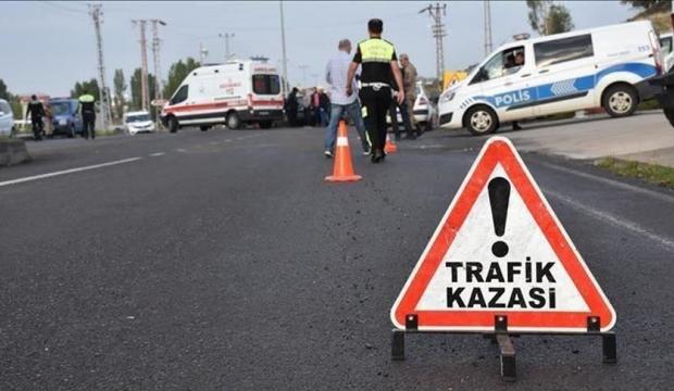 Kahramanmaraş'ta Kaza:2'si Çocuk 4 Kişi Yaralandı