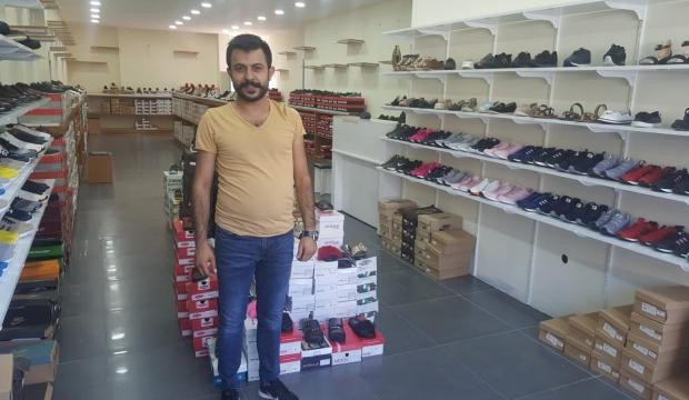 Kahramanmaraş Tufan Ayakkabı Bayram'da En Ucuz Ayakkabıyı Satıyor