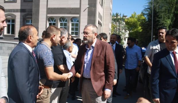 Mahir Ünal Kahramanmaraş'ta Konuştu:Siyasetin Asıl Görevi Şehrine Hizmet Etmektir