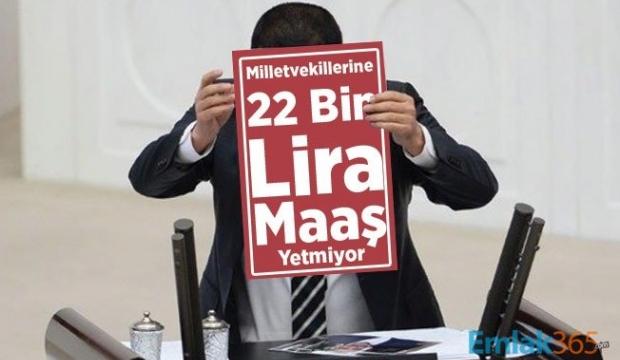 Meclis Başkanı Açıkladı: Milletvekillerine Maaş Yetmiyor!