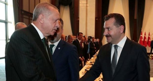 Cumhurbaşkanı Erdoğan 29 Başkanın Arasından O İsme Görev Verdi