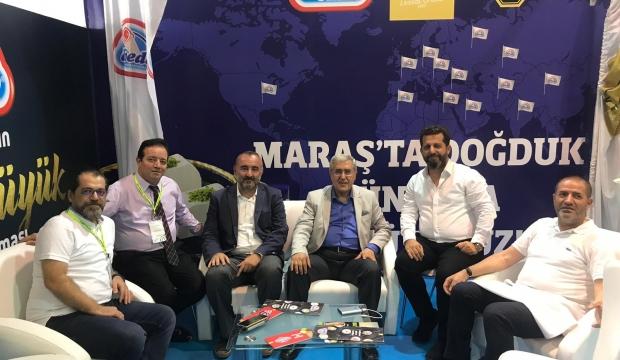 Kahramanmaraş'ın Turizm Elçisi Konuştu:İzmir'de Maraş'a Yoğun İlgi