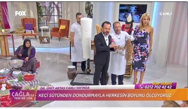 Kervancıoğlu:Artık Herkes Maraş Dondurması Yazamayacak!