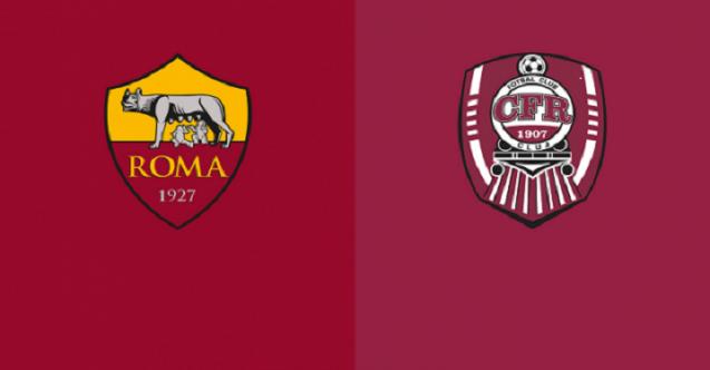 CFR Cluj-Roma Maçı Canlı İzle