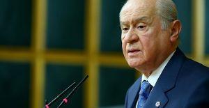 MHP Lideri Bahçeli'den Brunson ve İş Bankası Açıklaması