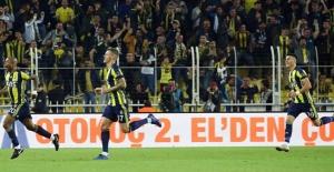 Fenerbahçe 6 Hafta Sonra Kendine Geldi