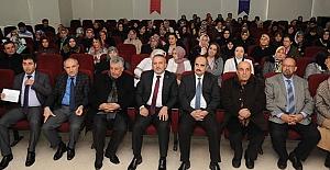 AK Parti Onikişubat İlçe Başkanı...
