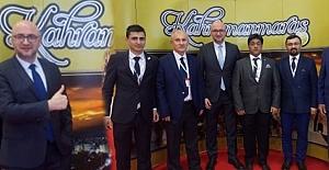 Emitt 2019 Turizm Fuarı'nda K.Maraş Tanıtıldı