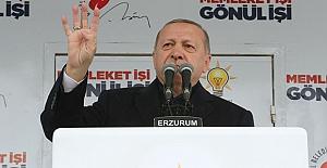 Erdoğan'dan Kılıçdaroğlu'na; Bay Kemal Sen Darbecisin!
