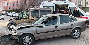 K.Maraş'ta Trafik Kazası; Yaralılar Var!