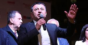 Veli Ağbaba: 'Bu Bir Savaş Değil, Seçim'