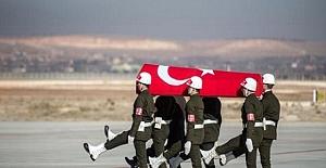 İzmir'de 1 Asker Şehit, 1 Asker Yaralı