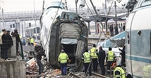 TCDD'nin Tren Kazası Raporu Tamamlandı
