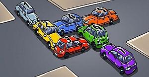 Zeka Testi; Hangi Araç Kaldırılırsa Trafik Açılır?